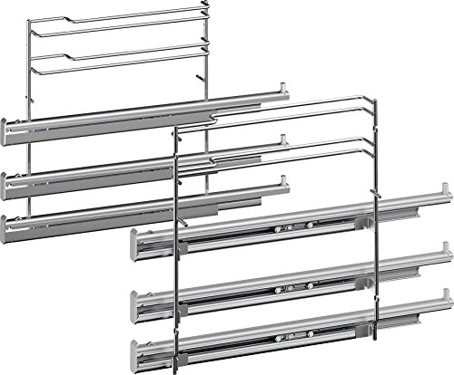 Bosch HEZ638370 Zubehör für Backöfen / 3-fach Teleskopvollauszug /...