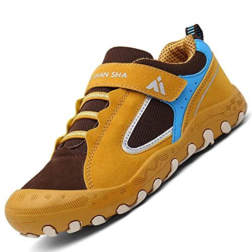 Mishansha Jungen Mädchen Lässige Schuhe rutschfest Gummi...