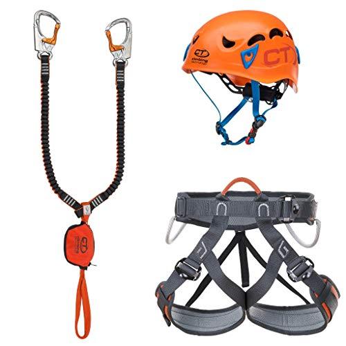 Climbing Technology Kit Ferrata Plus Galaxy, Unisex Erwachsene,...