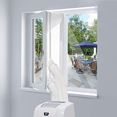 400CM Fensterabdichtung für Mobile Klimageräte, Klimaanlagen,...