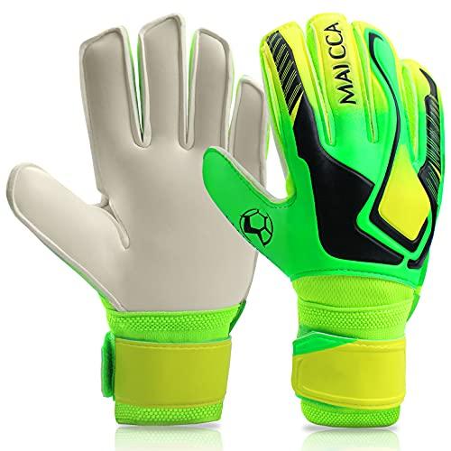 Obbsen Torwarthandschuhe für Kinder Jugendliche, Fußball Handschuhe...