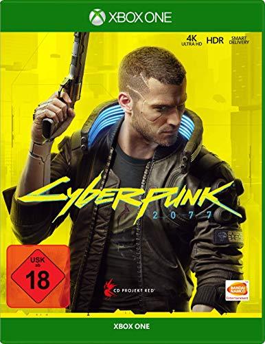CYBERPUNK 2077 - DAY 1 Edition - (kostenloses Upgrade auf Xbox Series...