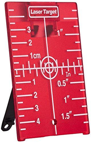 Stanley Laser Zielscheibe 1-77-170 – Laser Zieltafel mit Reflektoren...