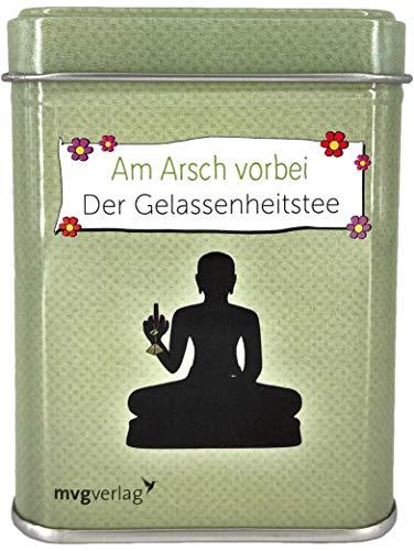 Am Arsch vorbei – Der Gelassenheitstee: 100g Kräutertee Wellness in...
