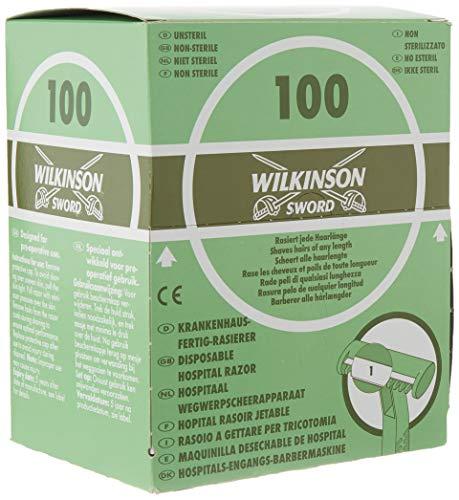 Wilkinson Sword Einweg-Rasierer Krankenhaus mit einziehbarer-Funktion,...