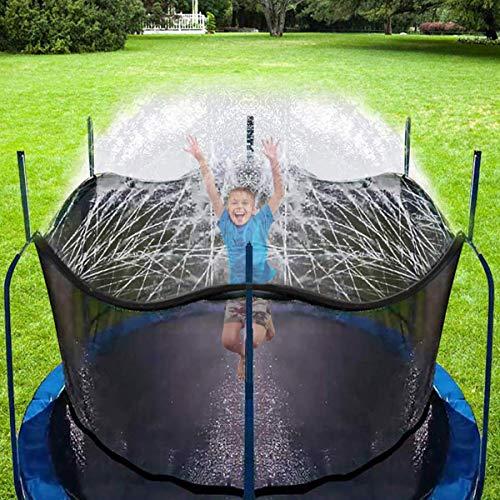 Hydrogarden Trampolin Sprinkler Trampolin Spray Wasserpark Spaß...