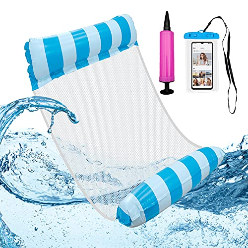 Bililike Wasser Hängematte, Luftmatratze Pool, Wassermatratze...