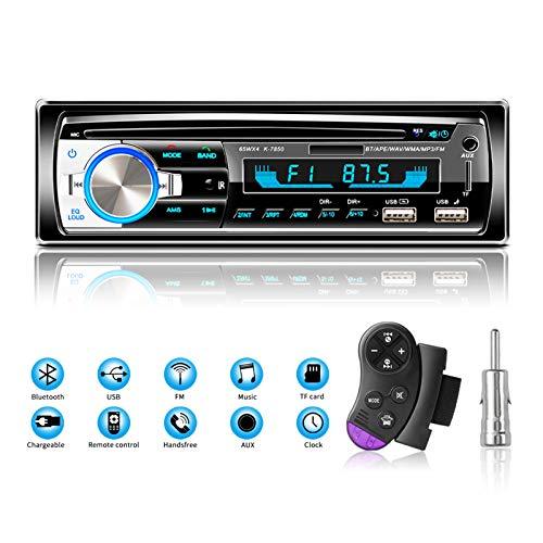 Lifelf Autoradio mit Bluetooth Freisprecheinrichtung, 65W*4 Bluetooth...
