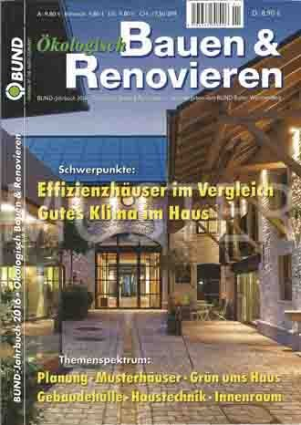 Ökologisch Bauen & Renovieren - Effizienzhäuser im Vergleich -...