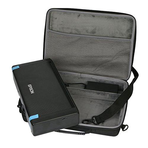 Harte Tasche für Epson Workforce WF-100W tragbaren...