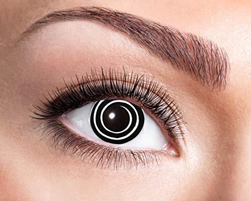 Zoelibat Farbige Kontaktlinsen in Markenqualität, Wochenlinsen, 2...