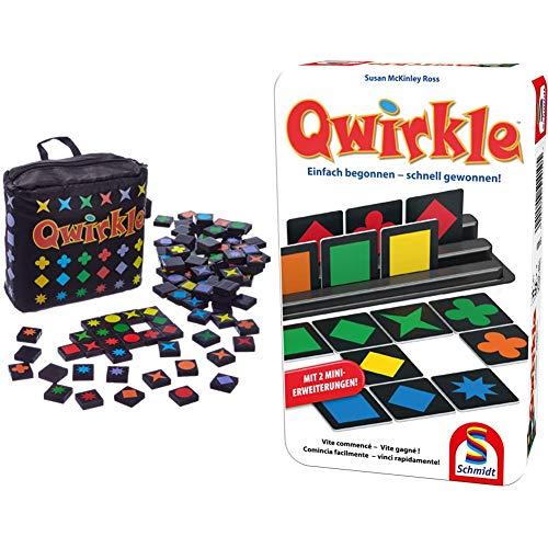 Schmidt Spiele 49270 Qwirkle Travel, Spiel des Jahres 2011 als...