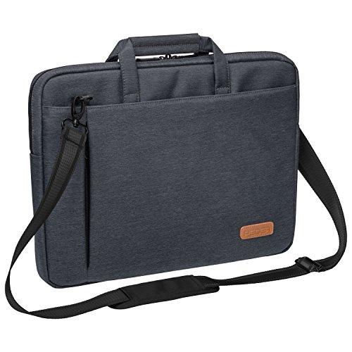 PEDEA Laptoptasche 'Elegance' Notebook-Tasche bis 15,6 Zoll (39,6 cm)...