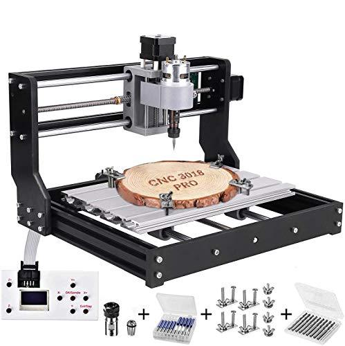 3018 Pro CNC Fräsmaschine Laser Engraving Machine,TOPQSC GRBL...
