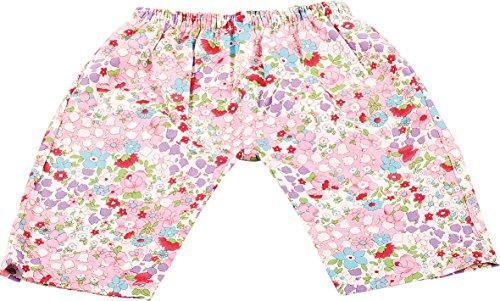 Götz 3402504 Stoffhose Mille Fleur für Babypuppen - Puppenkleidung...