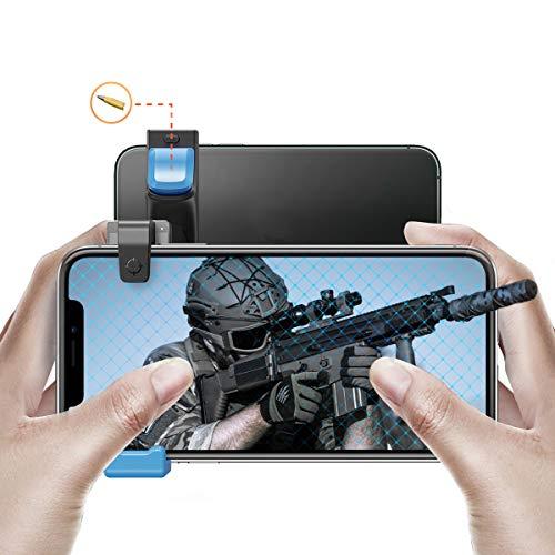 IFYOO MGT108 Mobile Game Controller Gaming Trigger Button kompatibel...