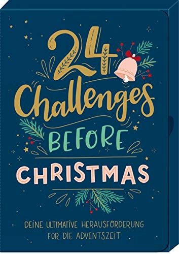 Karten-Box - 24 Challenges before Christmas: Ultimative...