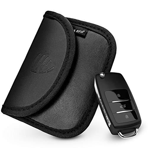 ESUS® Keyless Go Schutz Autoschlüssel TÜV Geprüft Schlüsseletui...