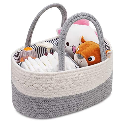 Baby-Wickeltasche, Aufbewahrungskorb für Babys, für Neugeborene,...