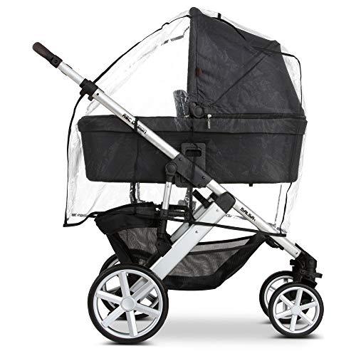 ABC Design Universal Regenschutz – für Kinderwagen mit Babywanne &...