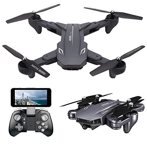 Teeggi VISUO XS816 4K Drohne mit Kamera für Kinder FPV WiFi Faltbare...