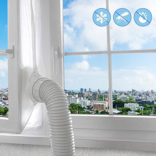 Fensterabdichtung für Mobile Klimagerät,Klimaschlauch...