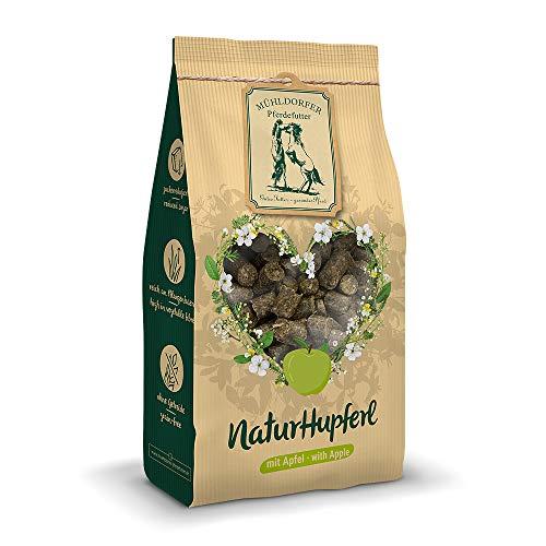 Mühldorfer NaturHupferl Apfel, 1 kg, naturgesunde Leckerli für...