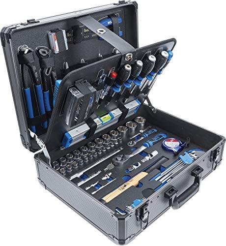 BGS 15501   Werkzeugkoffer   149-tlg.   Profi-Werkzeug   Alu-Koffer  ...