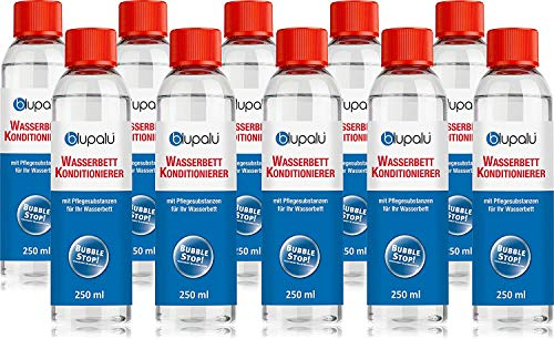 blupalu | Wasserbett Conditioner I 10 x 250 ml Conditionierer | jetzt...