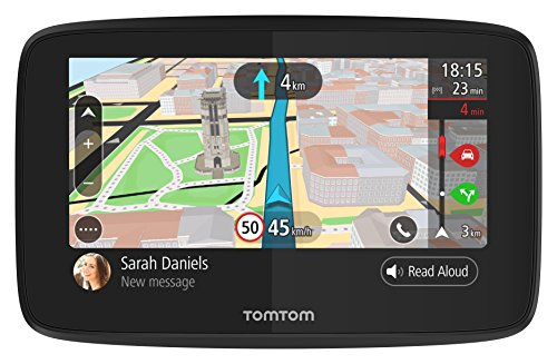 TomTom Navigationsgerät GO 520 (5 Zoll, Stauvermeidung dank TomTom...