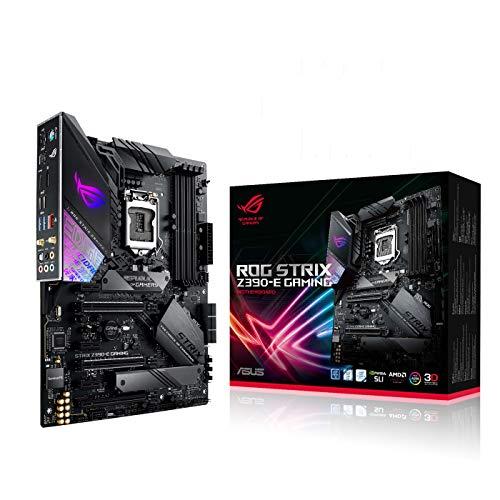 ASUS ROG Strix Z390-E Gaming LGA1151 (Intel 8. und 9. Generation) ATX...
