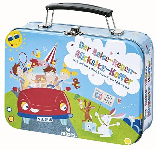 Moses 90237 Der Reise-Regen-Rücksitz-Koffer   Mehr als 50 Reisespiele...