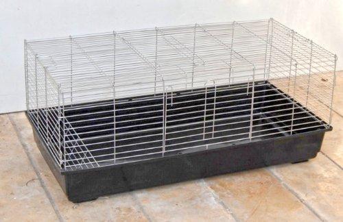 XL Meerschweinchenkäfig Hasenkäfig Nagerkäfig 1,00 M