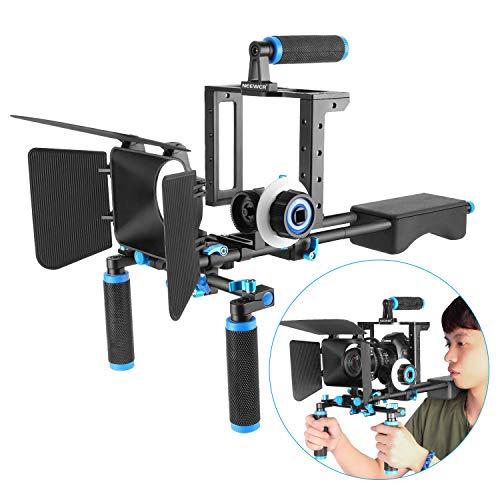 Neewer DSLR Movie Rig Aluminiumlegierung für Digitale...