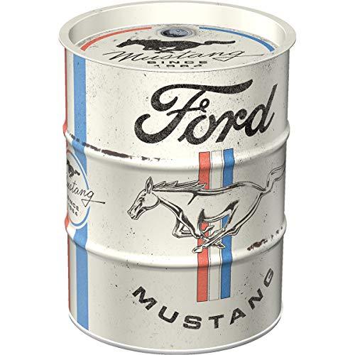 Nostalgic-Art, Retro Spardose, Ford Mustang – Horse –...