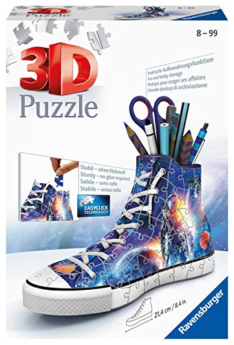 Ravensburger 3D Puzzle 11251 Sneaker Astronauten im Weltall -...