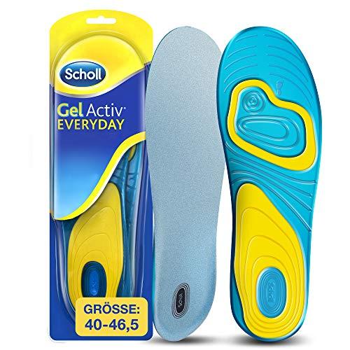 Scholl GelActiv Einlegesohlen Everyday für Freizeitschuhe von 40-46,5...