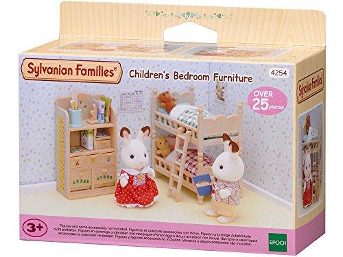 Sylvanian Families 4254 Kinderzimmer-Möbel - Puppenhaus Einrichtung...