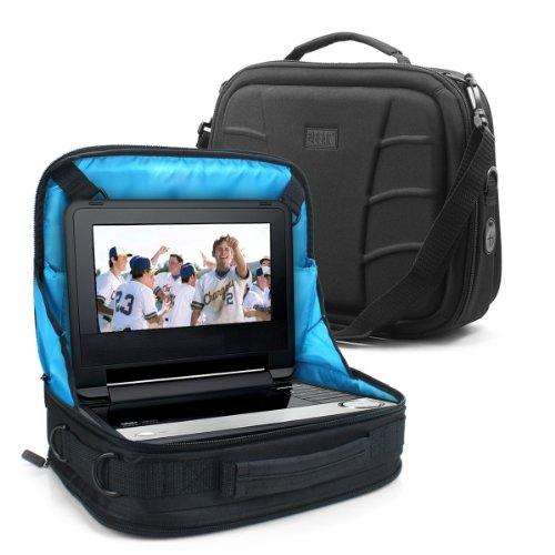 USA Gear Tasche für tragbare DVD-Player (portable DVD-Player) zum...