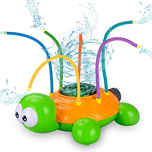Wassersprinkler Spielzeug für Kinder, Wasserspielzeug Garten...