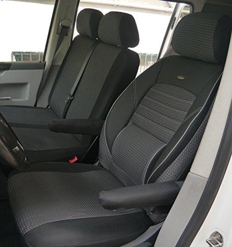 seatcovers by k-maniac Sitzbezüge T5 T6 T6.1 Kombi Caravelle...
