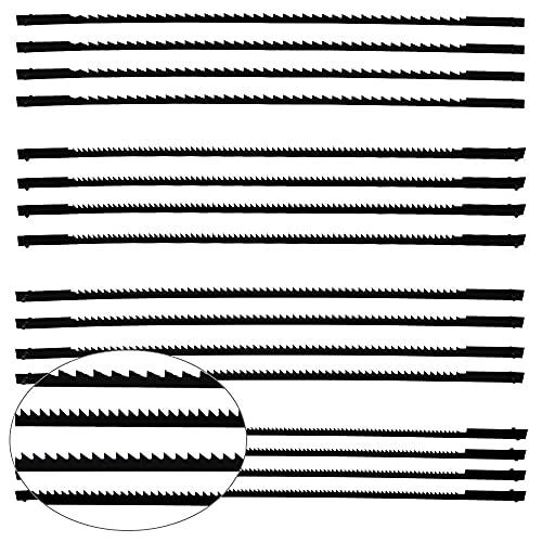 TXErfolg 16 Stück Dekupiersägeblatt 127mm Feinschnitt...