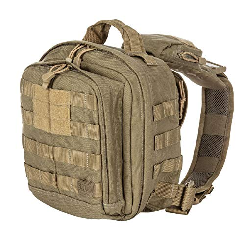 5.11 Tactical Rush Moab 6 - Sporttasche, Sandstone (beige) - 511-56963...