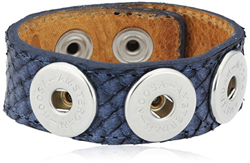 Noosa Damen-Armband Classic Skinny Messing 22.0 cm - WCS-450 22-S