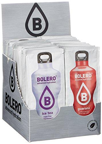 Bolero Drinks - Kennenlernpaket, 56 Sorten, 501 g, für 84 Liter...