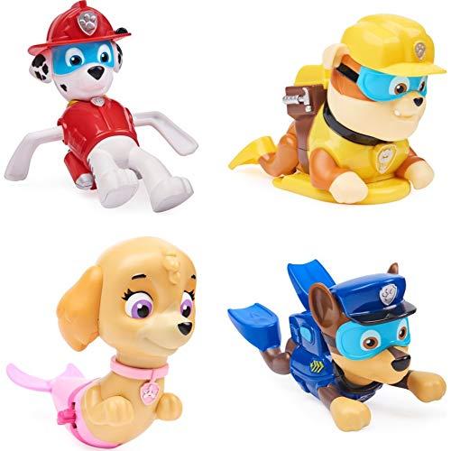 SwimWays PAW Patrol Paddlin' Pups, aufziehbare Wasserspielzeuge,...