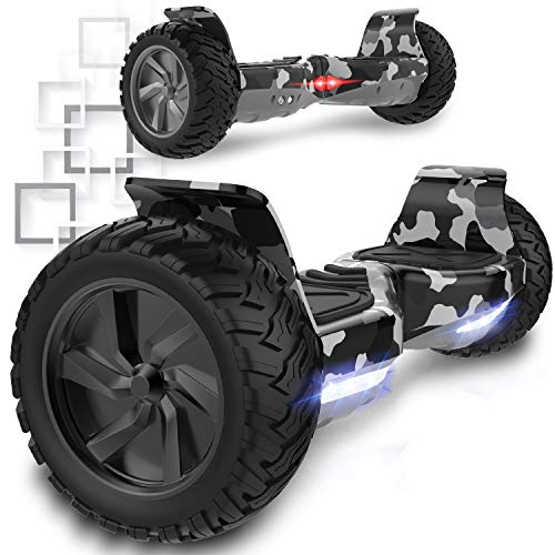 MARKBOARD 8,5-Zoll-Hoverboards mit Bluetooth-Lautsprecher,...