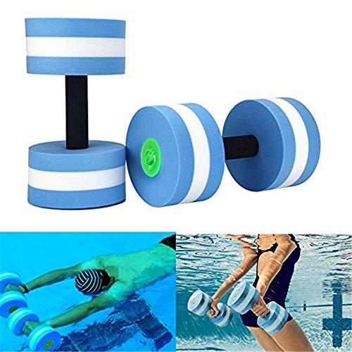 gfeu Wasser Aerobic-Training Schaum Hanteln, Wasser Fitness Übungen...