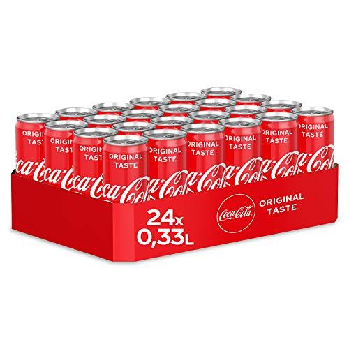 Coca-Cola Classic, Pure Erfrischung mit unverwechselbarem Coke...