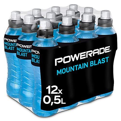 Powerade Sports Mountain Blast, Iso Drink mit Elektrolyten - als...
